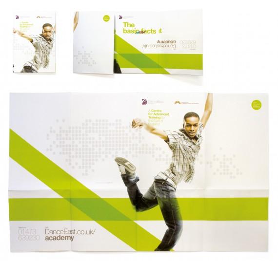 Dance East Leaflet