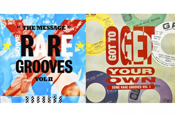 The-Message-Some-Rare-Grooves-(Vol II)-by-Quite-Early-One-Morning